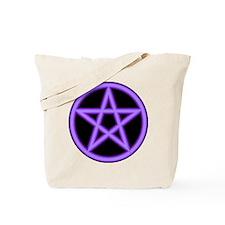 God Triple Goddess Pentacle Tote Bag (2 Sided)