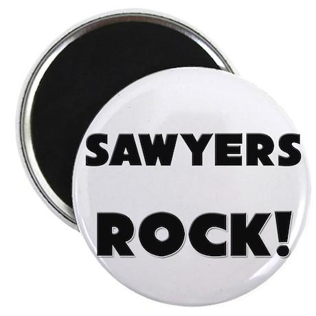 Sawyers ROCK Magnet