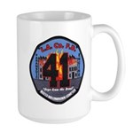 Compton County Fire Large Mug