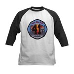 Compton County Fire Kids Baseball Jersey