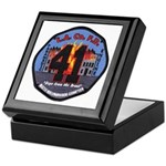 Compton County Fire Keepsake Box