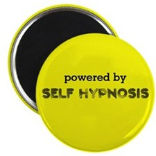 Powered By Self Hypnosis Magnet