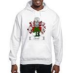 Cerati Family Crest Hooded Sweatshirt