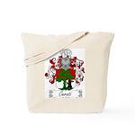 Cerati Family Crest Tote Bag