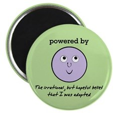 Powered By Hope I Was Adopted Magnet