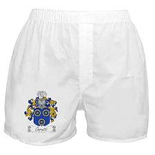 Cerutti Family Crest Boxer Shorts