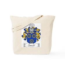 Cerutti Family Crest Tote Bag