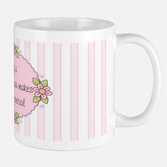 Being A Great Grandma Makes Everyday Special Mug