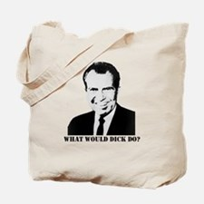What would Dick do? Tote Bag