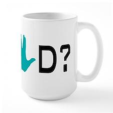 What Would Spock Do? Mug