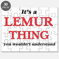 It's a Lemur thing, you wouldn't un Puzzle