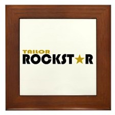Tailor Rockstar Framed Tile
