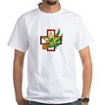 Sime~gen Christmas White T-Shirt