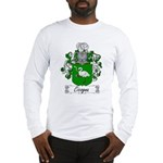 Cicogna Family Crest Long Sleeve T-Shirt