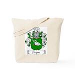 Cicogna Family Crest Tote Bag