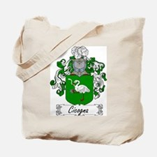 Cicogna Family Crest Tote Bag