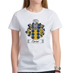 Cipriani Family Crest Women's T-Shirt