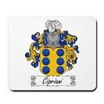 Cipriani Family Crest Mousepad