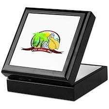 Cute Pelican bay Keepsake Box