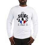 Clementi Family Crest Long Sleeve T-Shirt