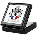 Clementi Family Crest Keepsake Box