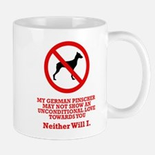 German Pinscher Mug