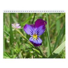 Flowers Wall Calendar