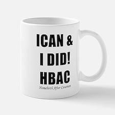 HBAC Homebirth After Cesarean VBAC Mug