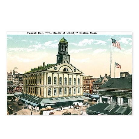 Boston Massachusetts MA Postcards (Package of 8)