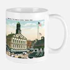 Boston Massachusetts MA Mug