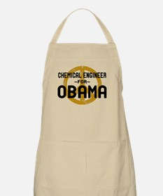 Chemical Engineer for Obama BBQ Apron