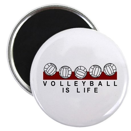 Volleyball Is Life Magnet
