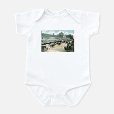 Boston Massachusetts MA Infant Bodysuit