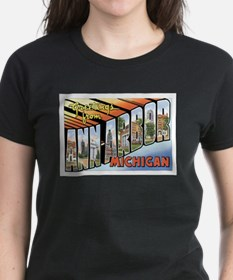 Ann Arbor Michigan MI Tee