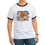 Powered By Halloween Ringer T