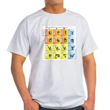 Elementary_Particles011c T-Shirt