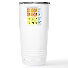 Cute Particles Travel Mug