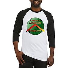 Flying Frog Logo Baseball Jersey