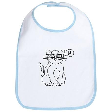 Cat says Mu Bib