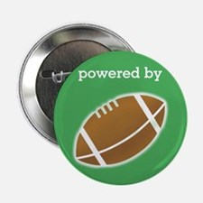 """Powered By Football 2.25"""" Button"""