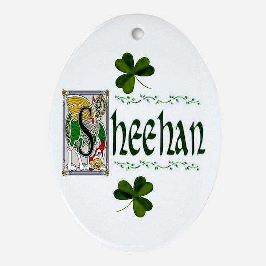 Sheehan Celtic Dragon Ornament
