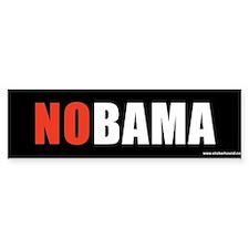 NOBAMA Bumper Bumper Car Sticker