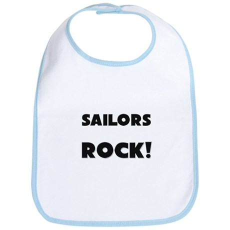 Sailors ROCK Bib