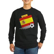 Spain Soccer Team T