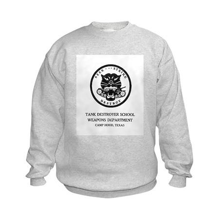 Camp Hood Kids Sweatshirt