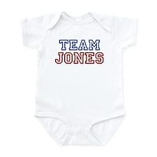 TEAM JONES Infant Bodysuit