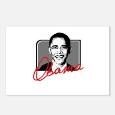Obama Autograph Postcards (Package of 8)