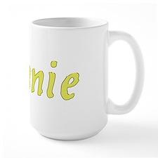 Vonnie in Gold - Mug