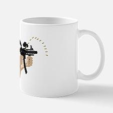 Brass Rainbow Mug - First Draft
