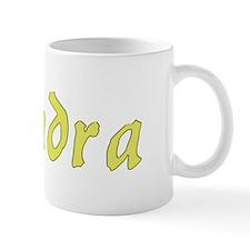 Vondra in Gold - Mug